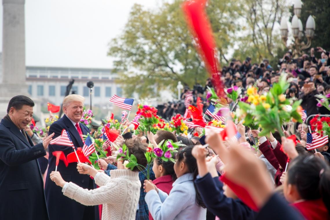 Xi & Trump